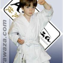 Karategui blanco ligero