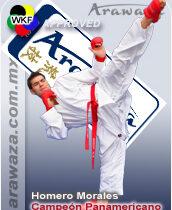 Karategui blanco